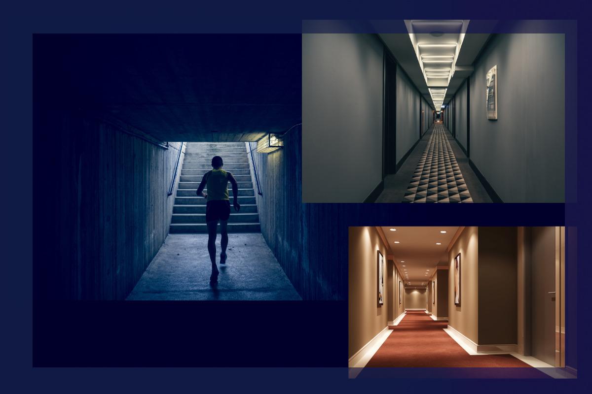 Beleuchtung Flur und Treppenhaus Berlin