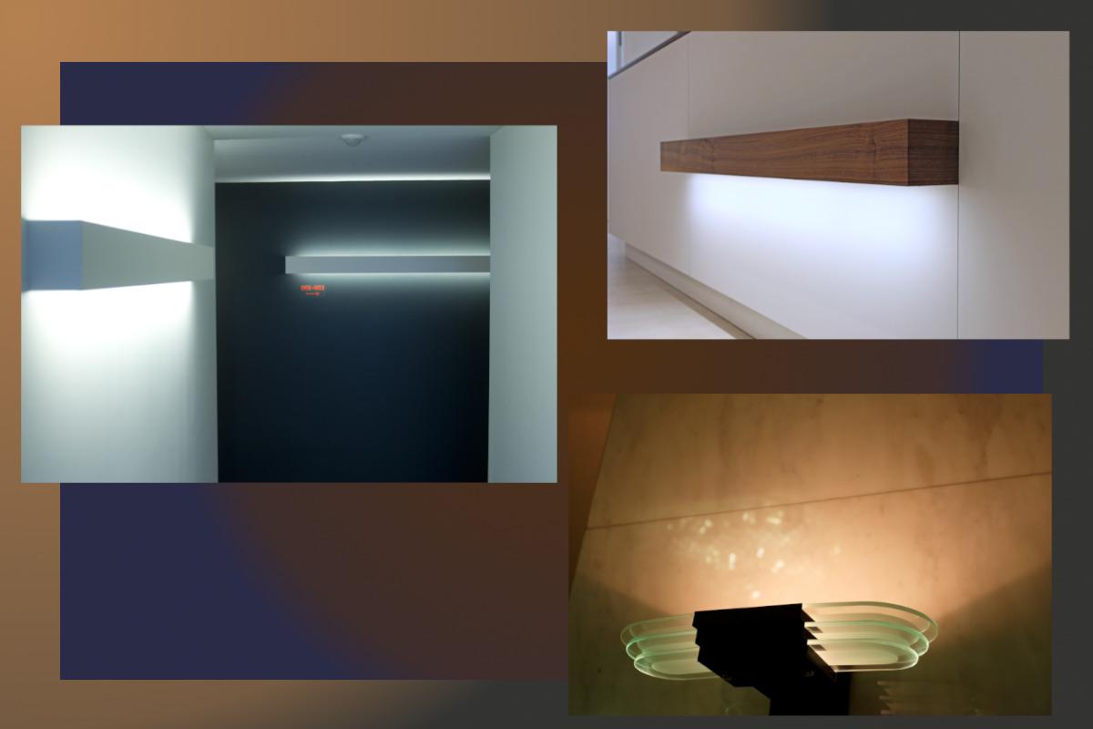 Indirekte Beleuchtung Treppe Berlin